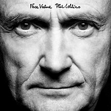 Phil Collins Face Value LP