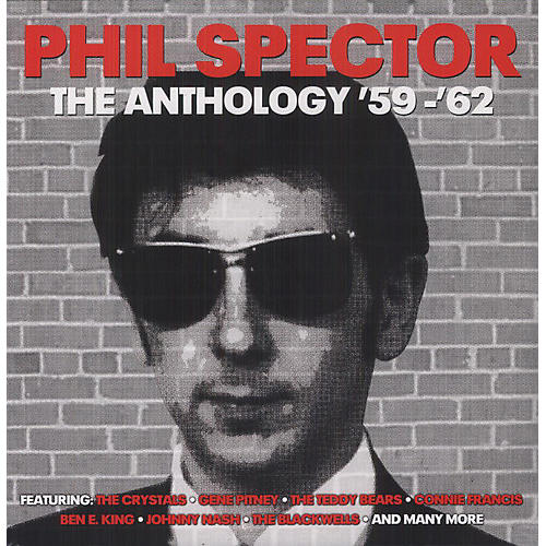 Alliance Phil Spector - Anthology 59 - 62 thumbnail