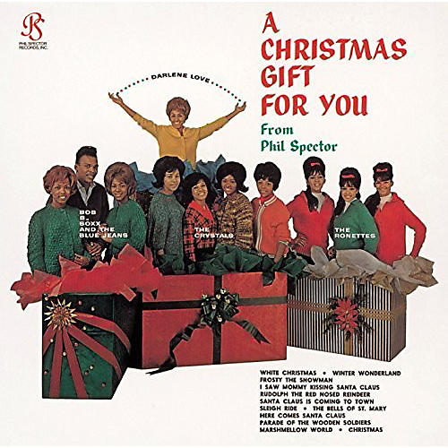 Alliance Phil Spector - Christmas Gift for You from Phil Spector thumbnail