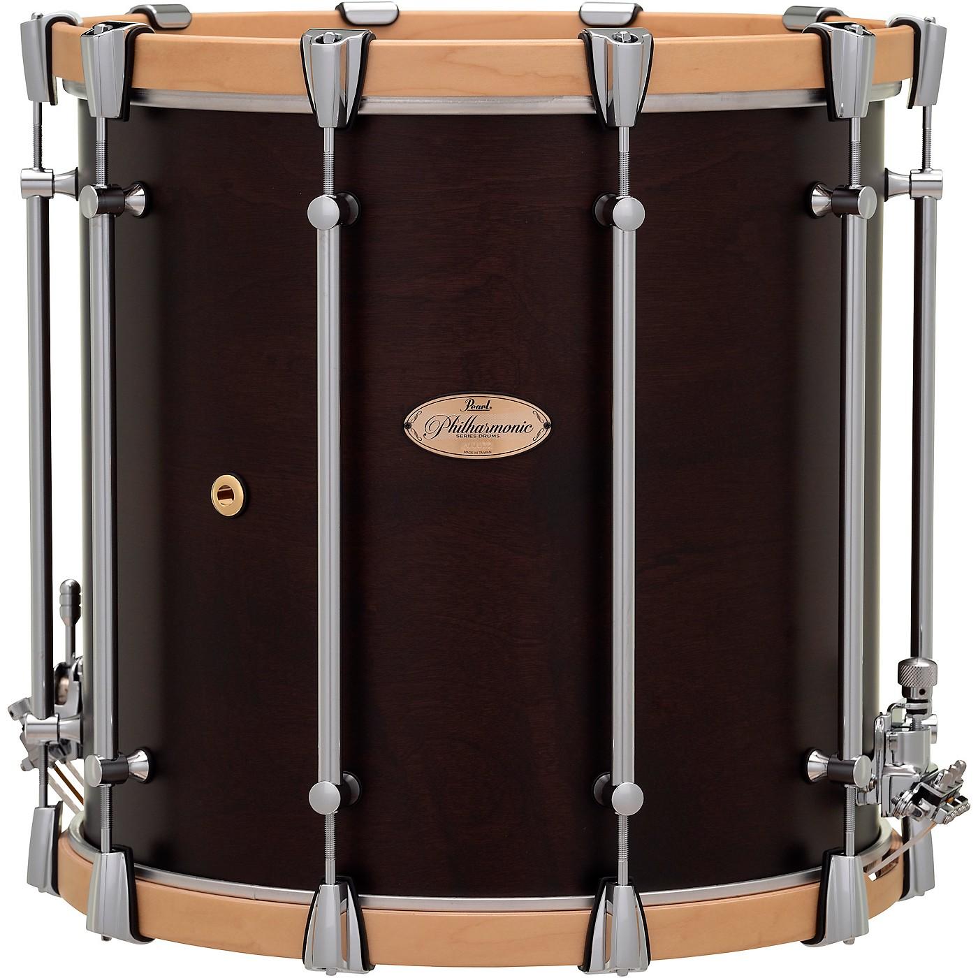 Pearl Philharmonic African Mahogany Snare Drum thumbnail