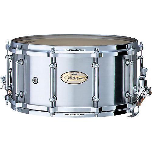 Pearl Philharmonic Cast Aluminum Concert Snare Drum thumbnail