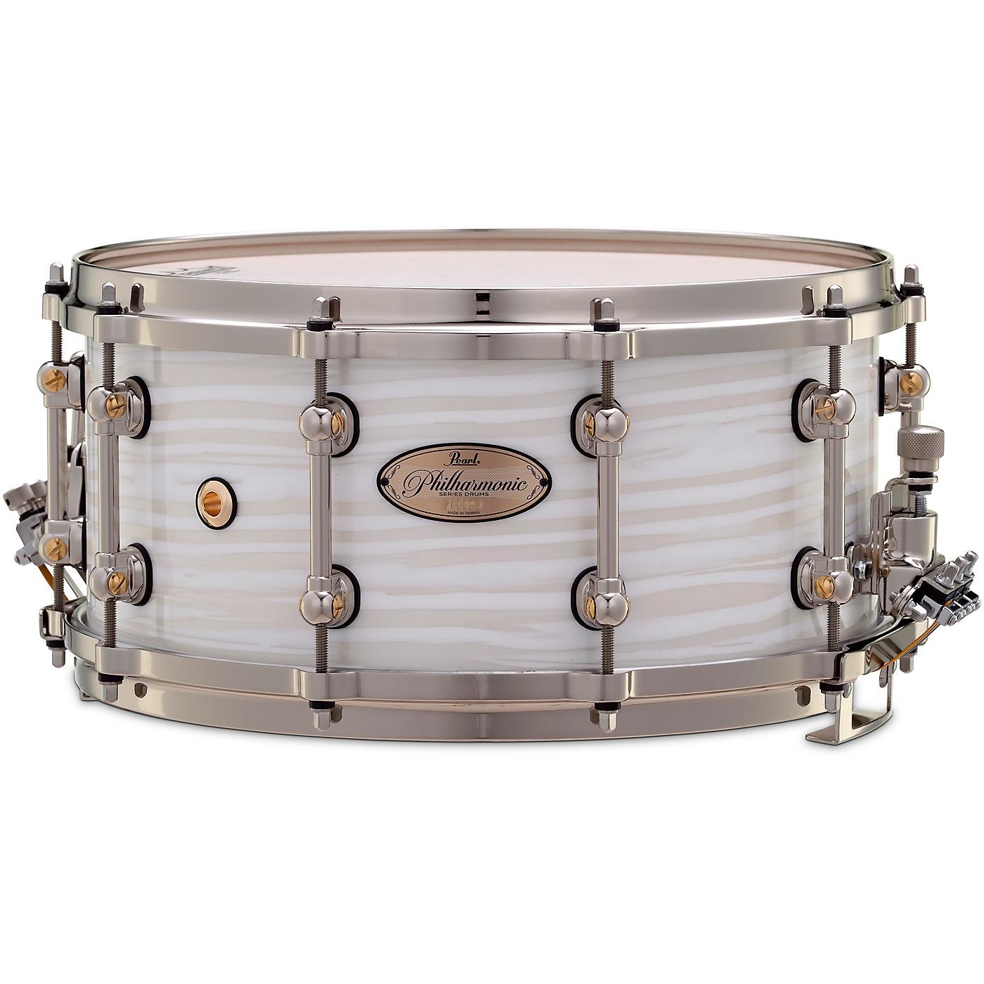Pearl Philharmonic Maple/Birch Snare Drum thumbnail