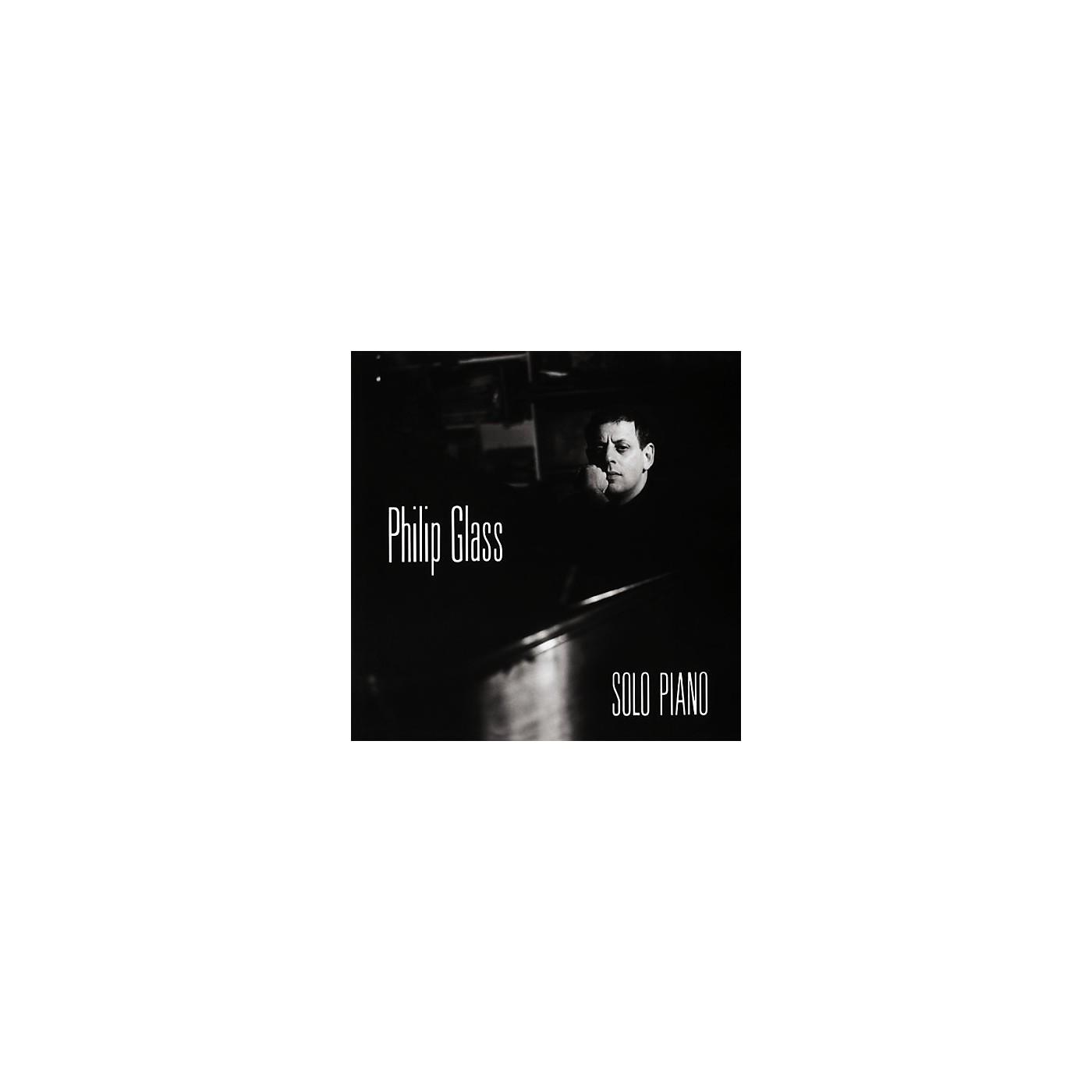 Alliance Philip Glass - Glas, Philip : Solo Piano thumbnail