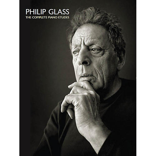 Chester Music Philip Glass: The Complete Piano Etudes Music Sales America Series Softcover thumbnail