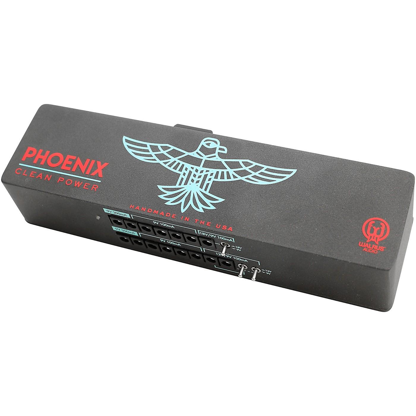 Walrus Audio Phoenix 120V Clean Power Supply thumbnail