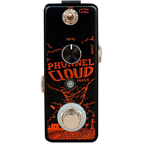 Outlaw Effects Phunnel Cloud Phaser Effects Pedal thumbnail
