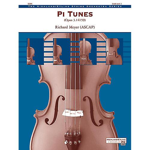Alfred Pi Tunes String Orchestra Grade 3 thumbnail