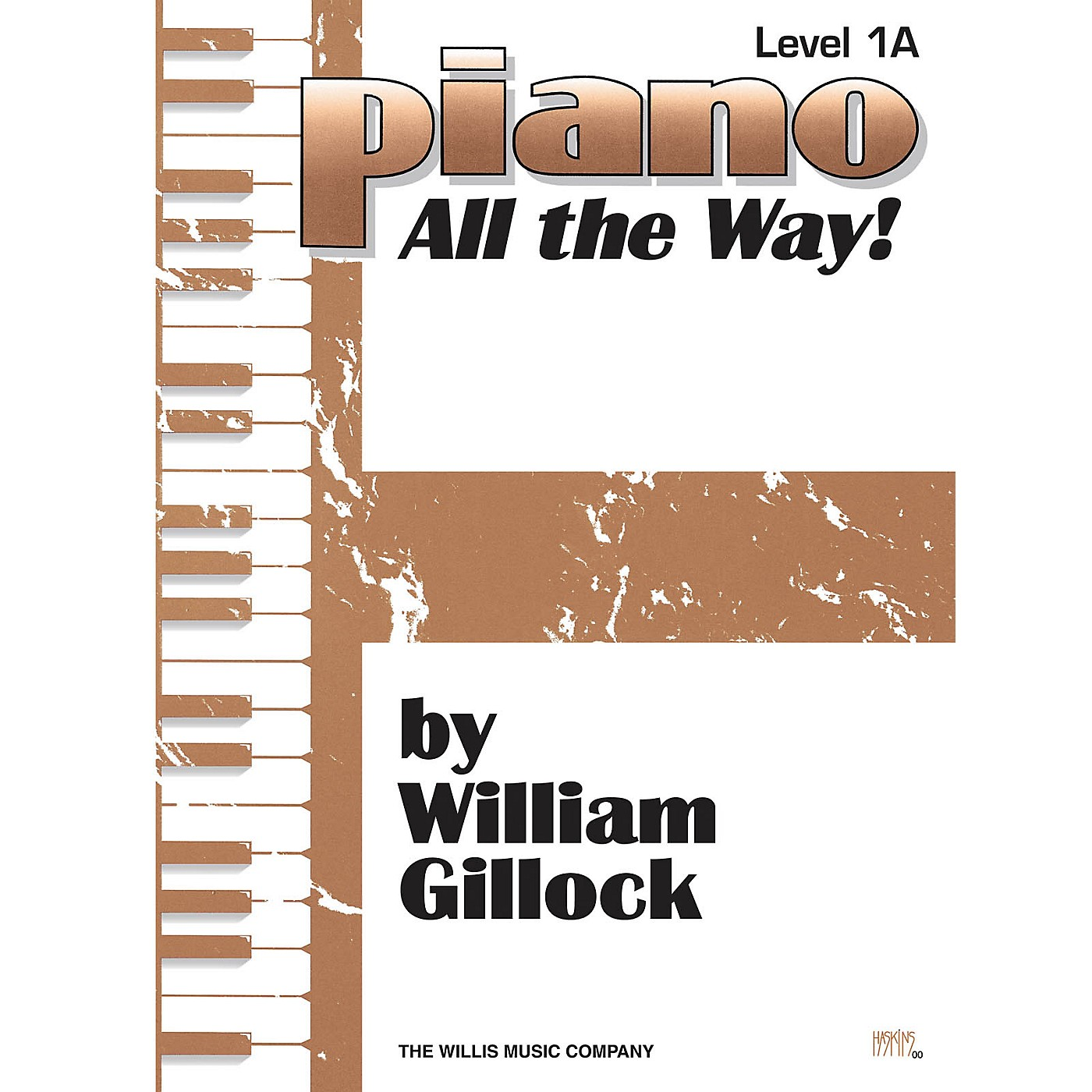 Willis Music Piano - All the Way! Level 1A Willis Series by William Gillock (Level Early Elem) thumbnail
