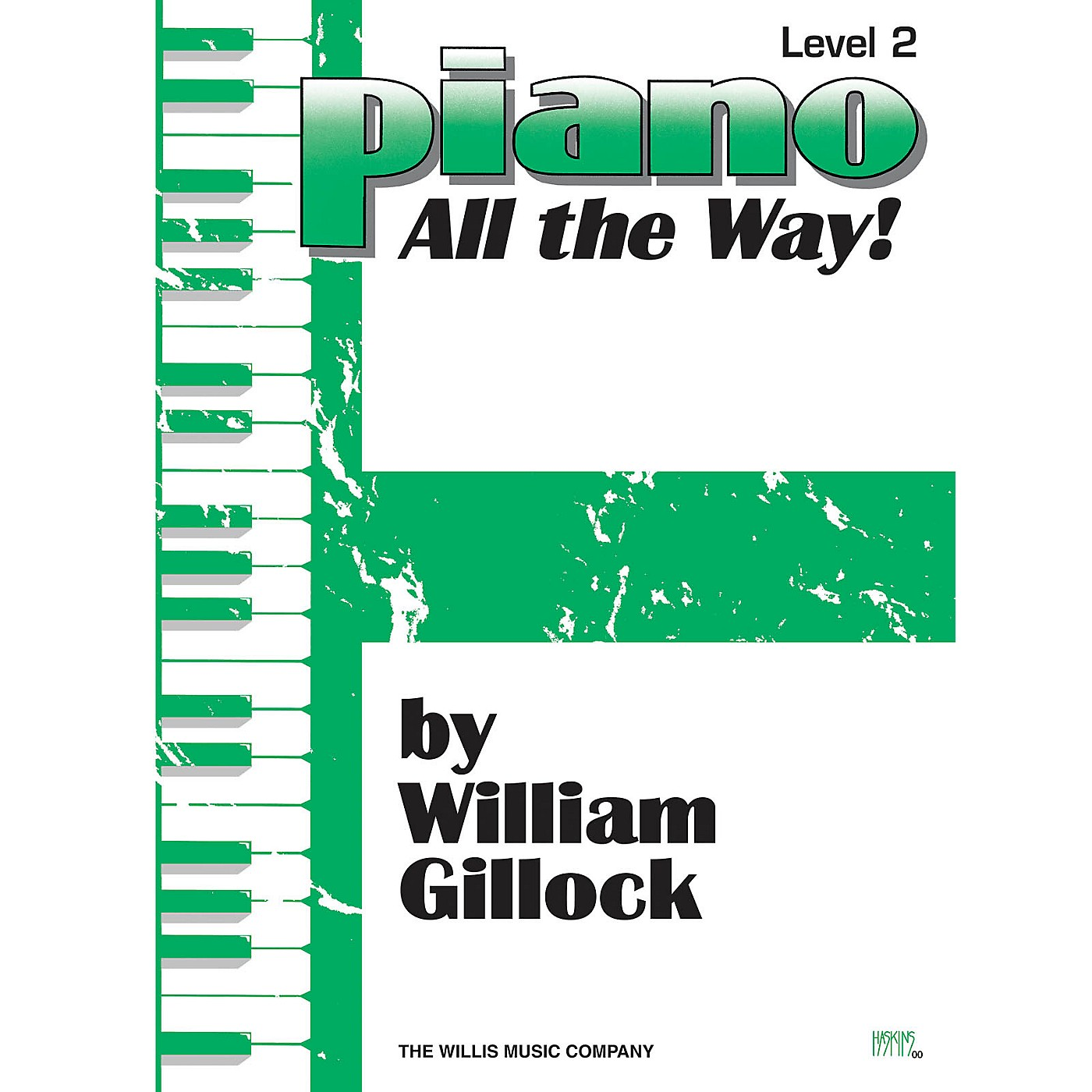 Willis Music Piano - All the Way! Level 2 Willis Series by William Gillock (Level Early Elem) thumbnail