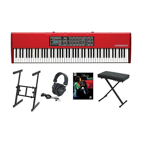 Nord Piano 2 HA88 Keyboard Package thumbnail