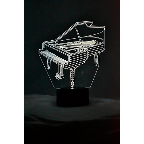 AIM Piano 3D LED Lamp Optical Illusion Light thumbnail