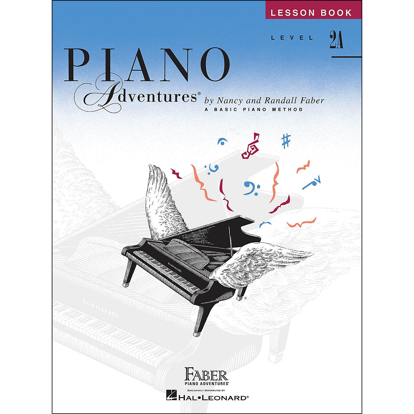 Faber Piano Adventures Piano Adventures Lesson Book Level 2A thumbnail