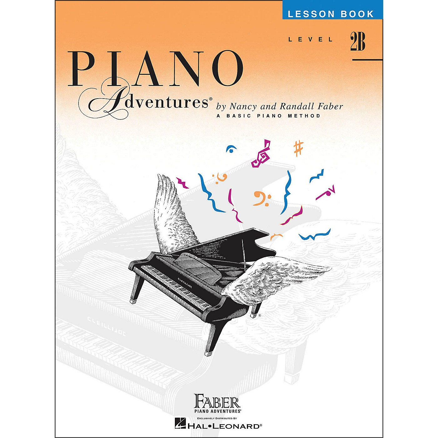Faber Piano Adventures Piano Adventures Lesson Book Level 2B thumbnail