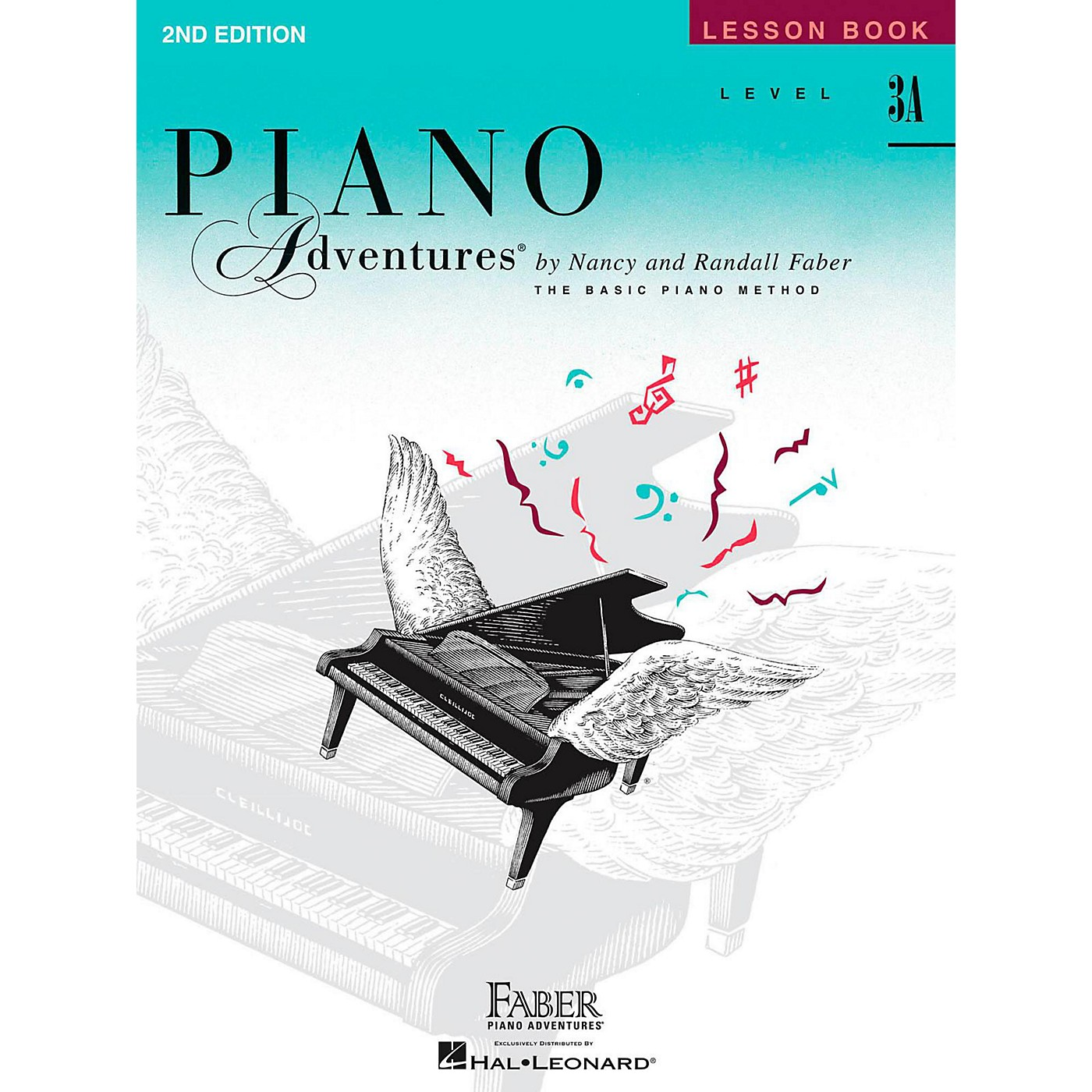 Faber Piano Adventures Piano Adventures Lesson Book Level 3A thumbnail