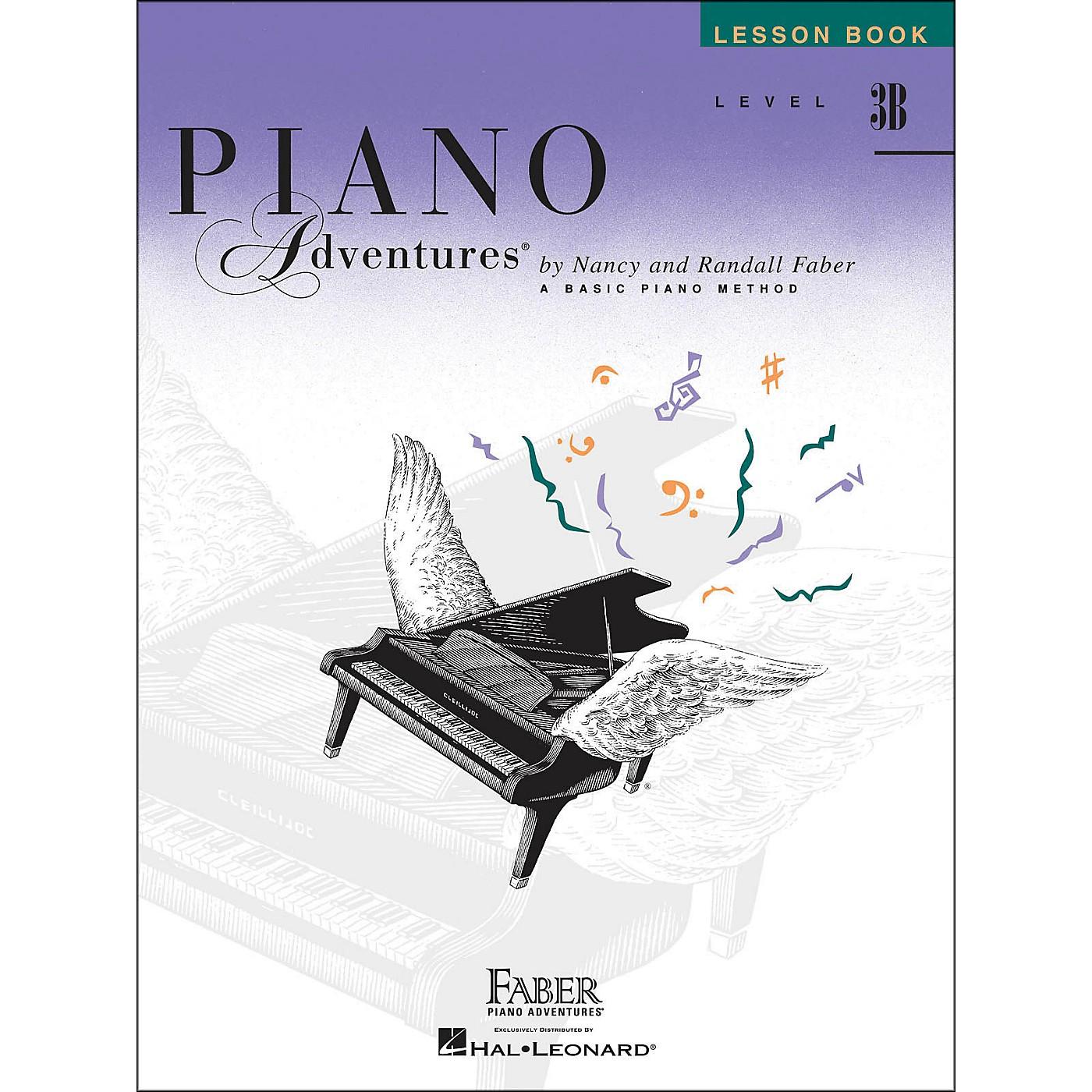 Faber Piano Adventures Piano Adventures Lesson Book Level 3B thumbnail
