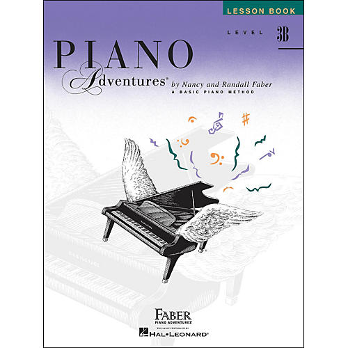 Faber Piano Adventures Piano Adventures Lesson Book Level 3B thumbnail