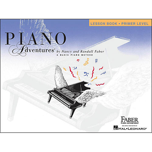 Faber Piano Adventures Piano Adventures Lesson Book Primer Level thumbnail
