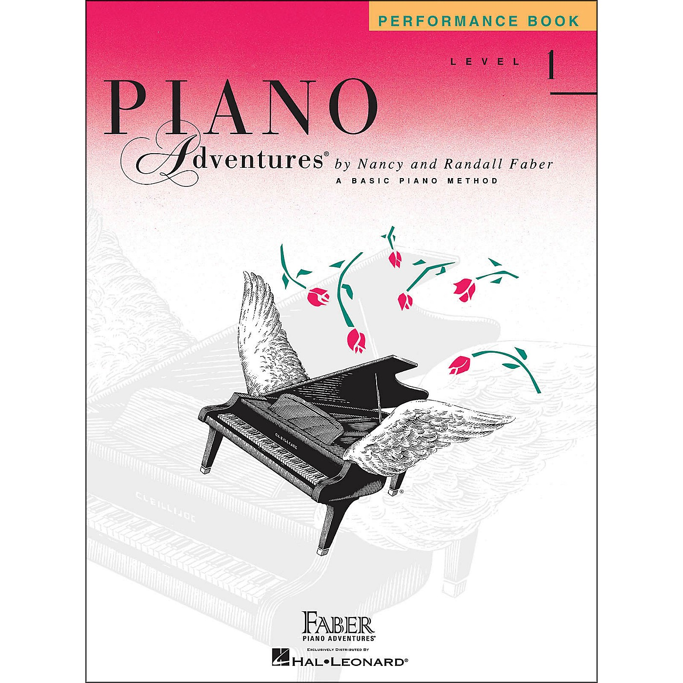 Faber Piano Adventures Piano Adventures Performance Book Level 1 thumbnail