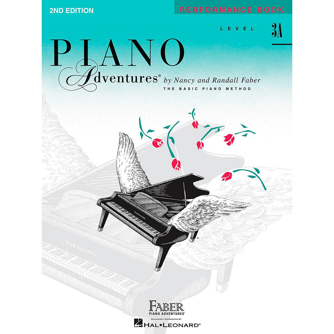 Faber Piano Adventures Piano Adventures Performance Book Level 3A thumbnail