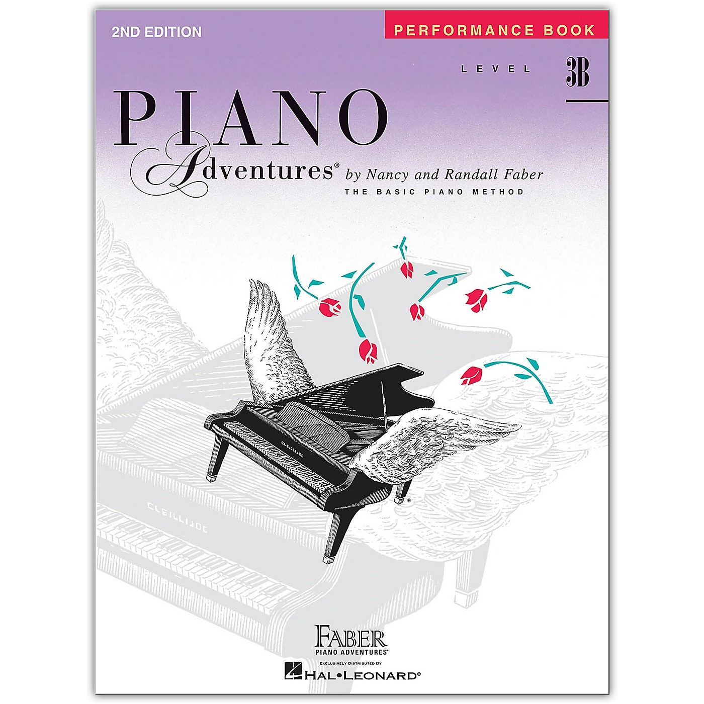 Faber Piano Adventures Piano Adventures Performance Book Level 3B 2nd Edition thumbnail
