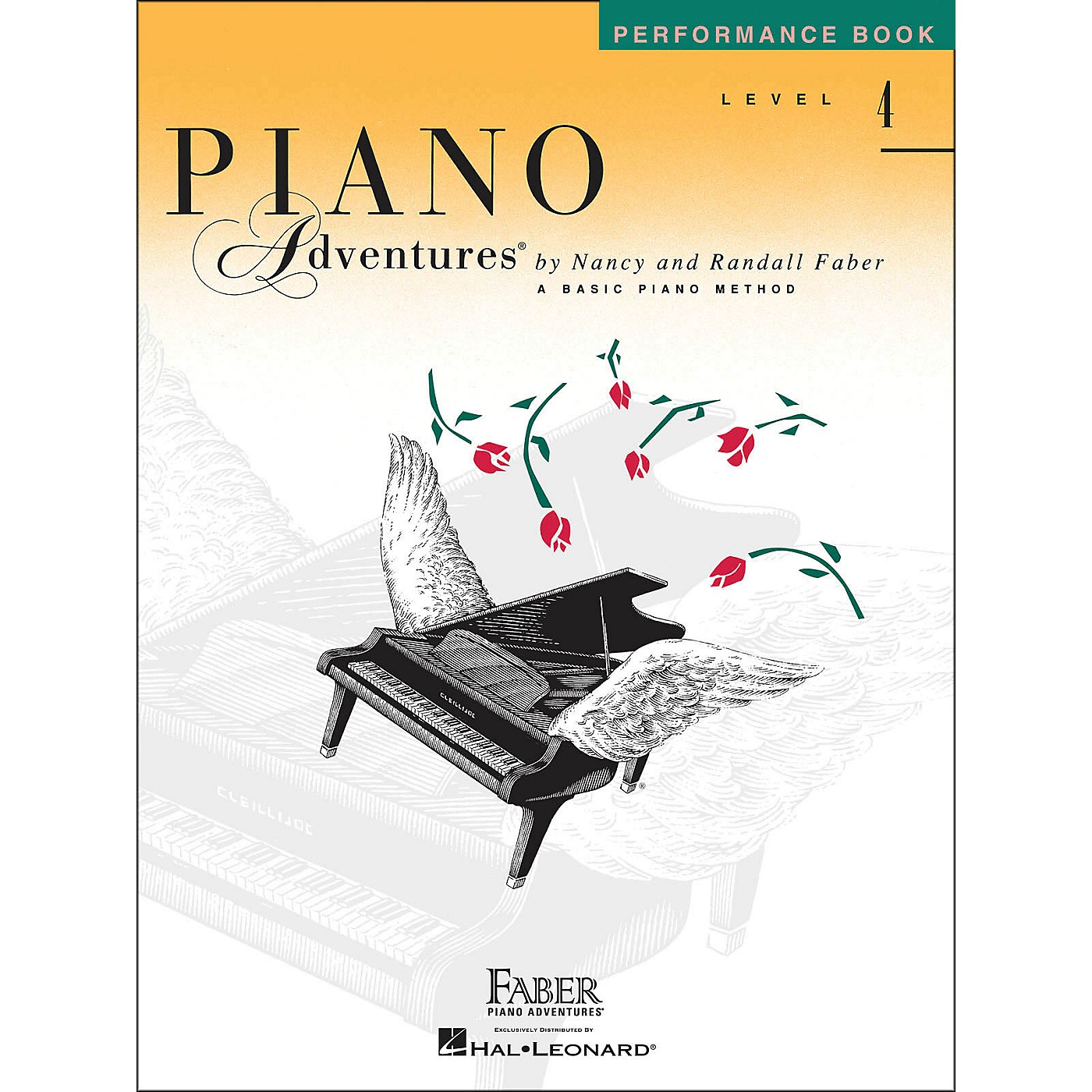 Faber Piano Adventures Piano Adventures Performance Book Level 4 thumbnail