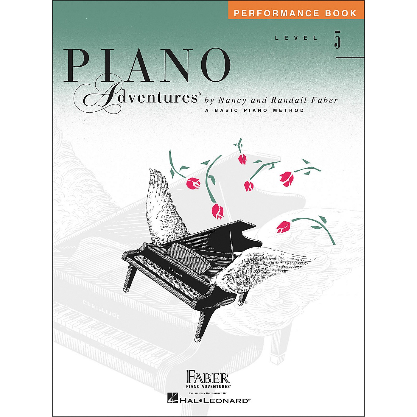 Faber Piano Adventures Piano Adventures Performance Book Level 5 - Faber Piano thumbnail
