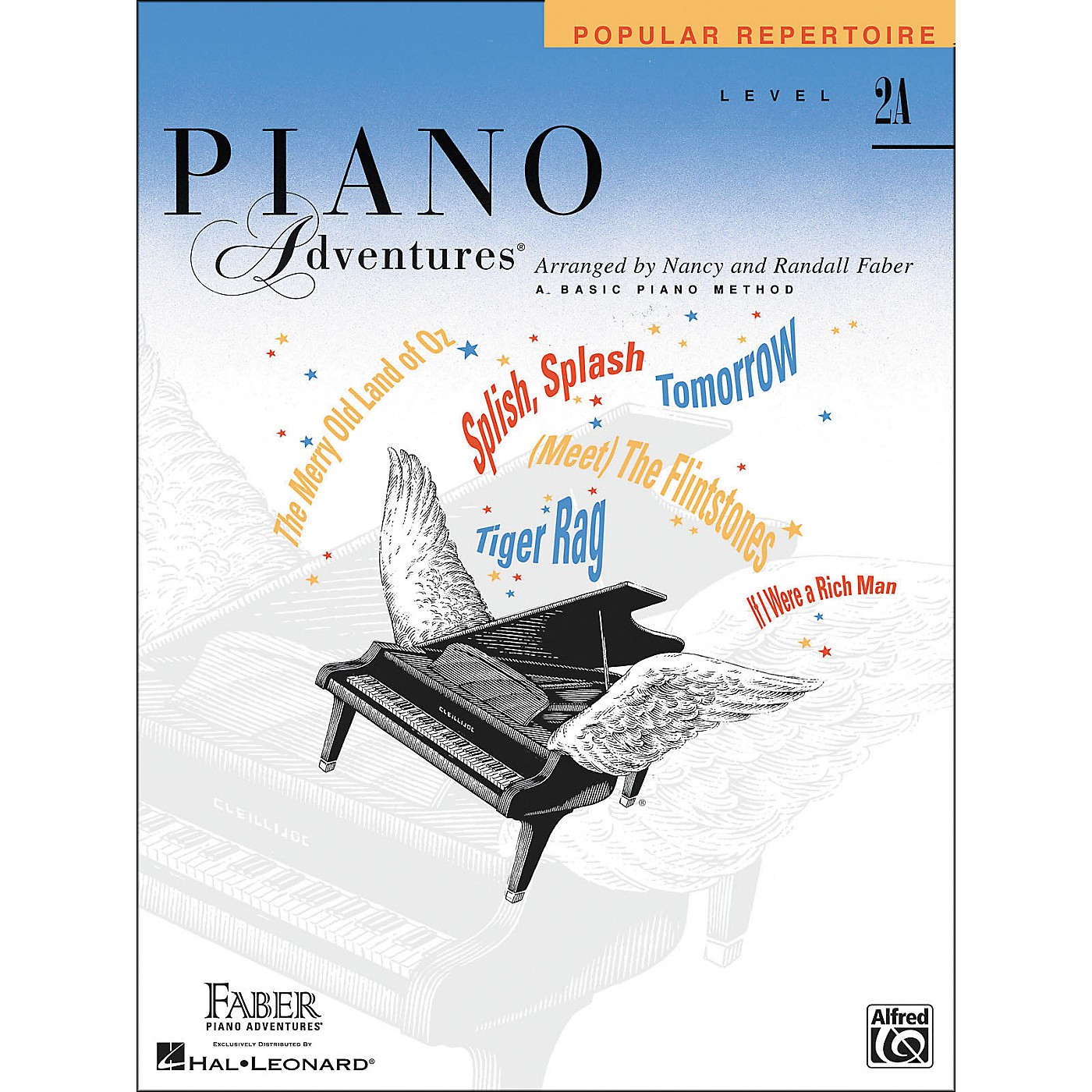 Faber Piano Adventures Piano Adventures Popular Repertoire Level 2A - Faber Piano thumbnail
