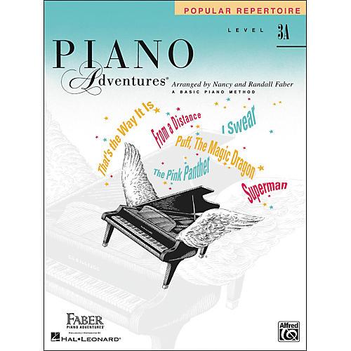 Faber Piano Adventures Piano Adventures Popular Repertoire Level 3A - Faber Piano thumbnail