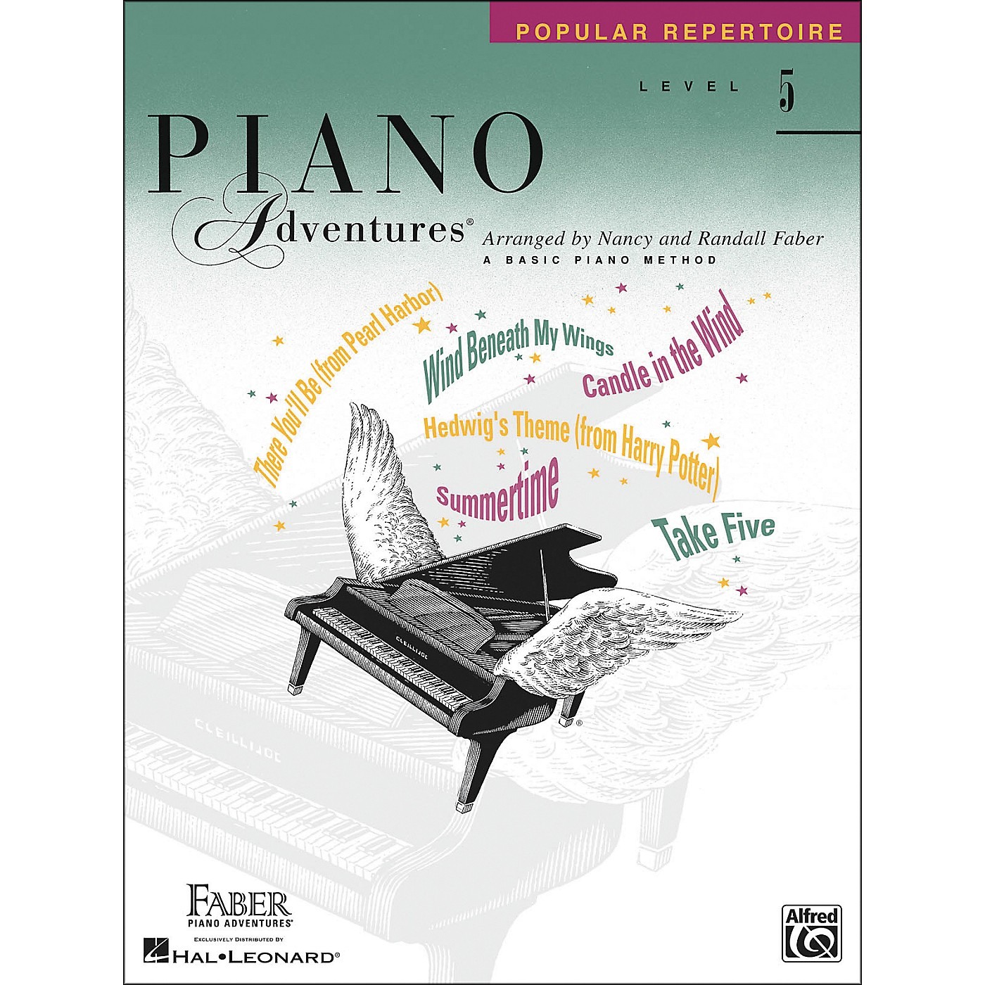 Faber Piano Adventures Piano Adventures Popular Repertoire Level 5 - Faber Piano thumbnail