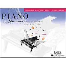 Faber Piano Adventures Piano Adventures Technique And Artistry Book Primer Level