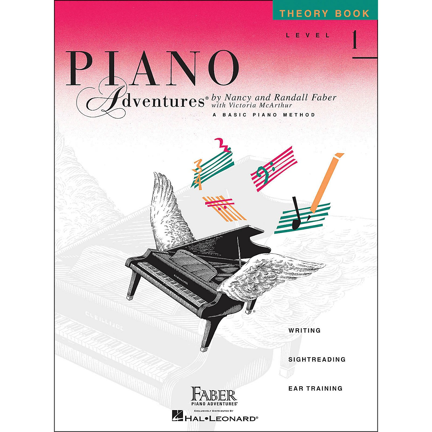Faber Piano Adventures Piano Adventures Theory Book Level 1 thumbnail
