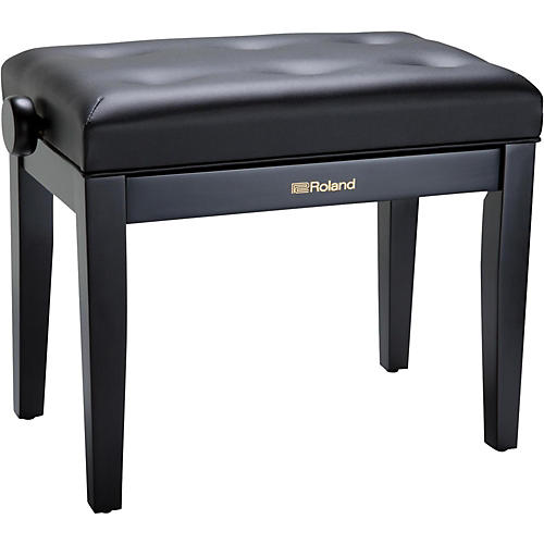 Roland Piano Bench with Cushioned Seat thumbnail