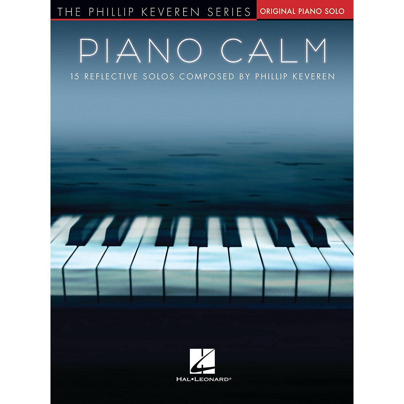 Hal Leonard Piano Calm (15 Reflective Solos Composed by Phillip Keveren) Piano Solo Songbook thumbnail