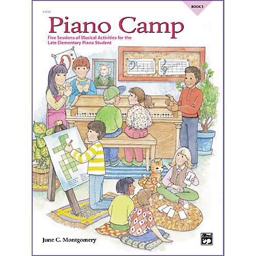 Alfred Piano Camp Book 3 thumbnail
