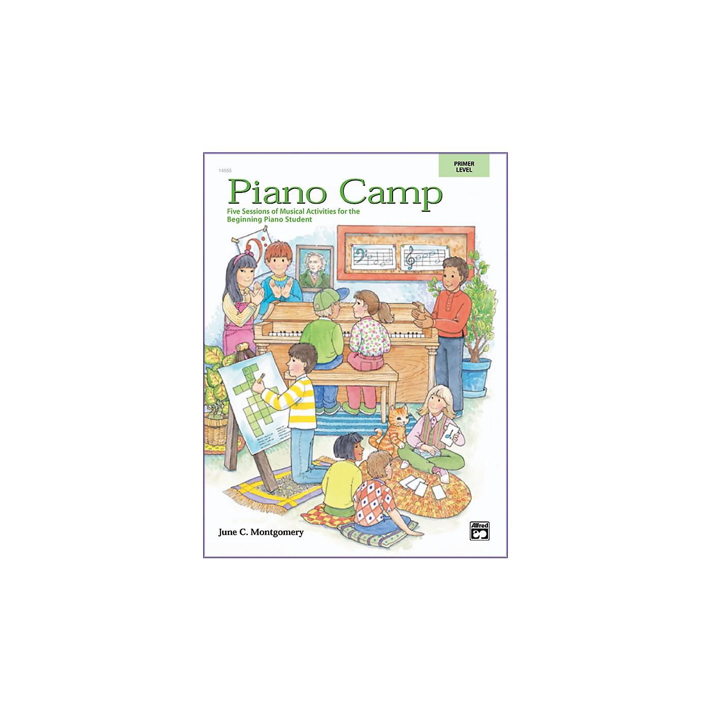 Alfred Piano Camp Primer thumbnail