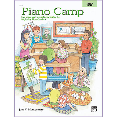 Alfred Piano Camp Primer thumbnail