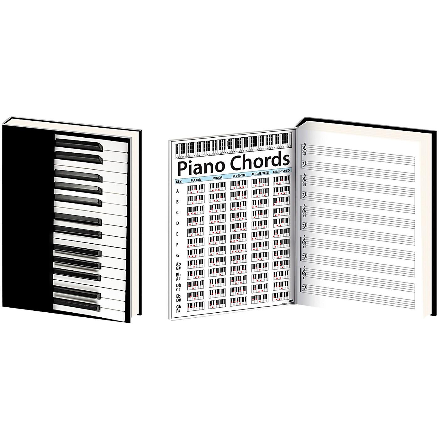 Pyramid America Piano Chords Premium Journal thumbnail