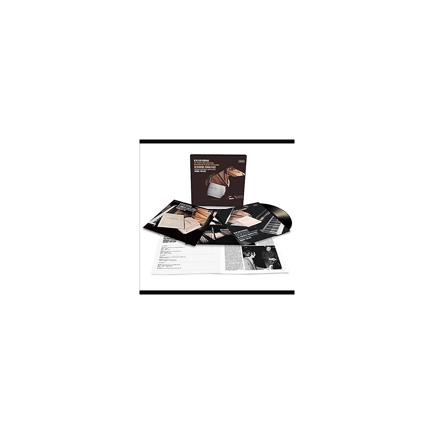 Alliance Piano Concertos / Paganini Rhapsody thumbnail