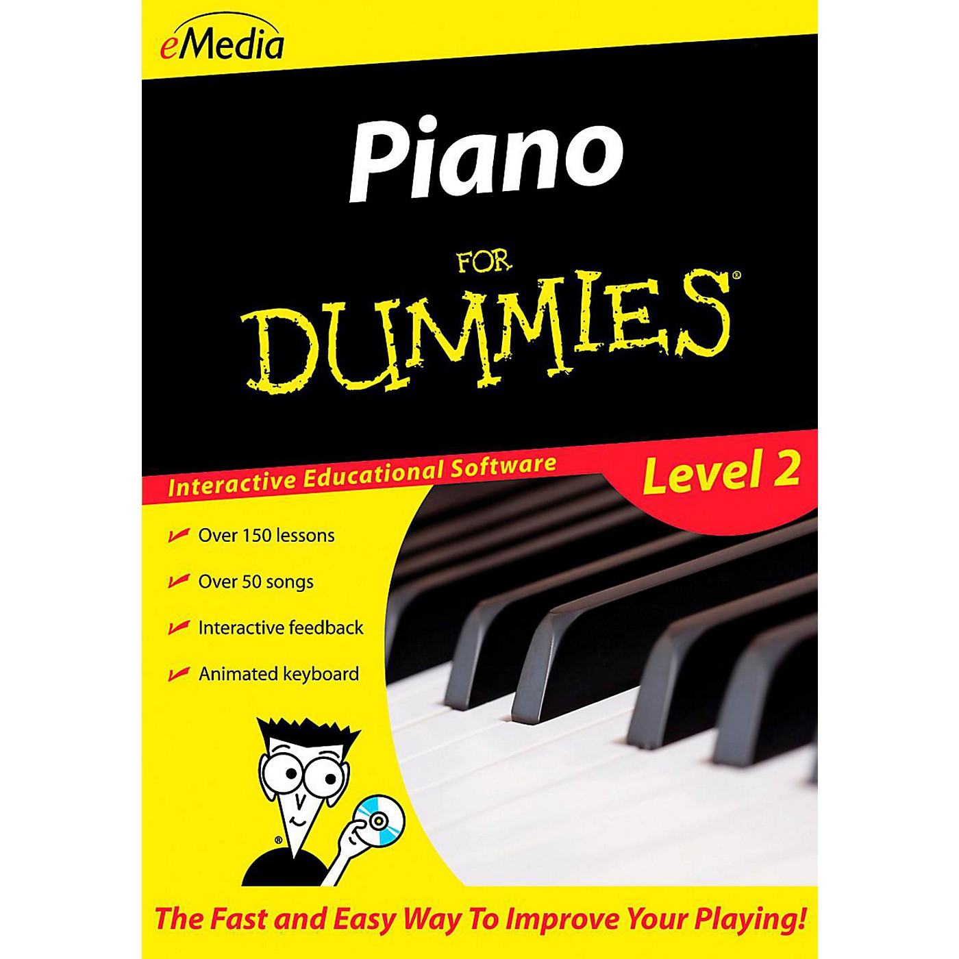 eMedia Piano For Dummies Level 2 - Digital Download thumbnail