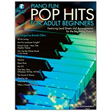 Hal Leonard Piano Fun - Pop Hits For Adult Beginners (Book/Online Audio)