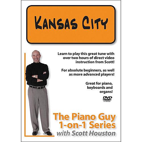 Hal Leonard Piano Guy 1-On-1 Series Kansas City DVD-thumbnail