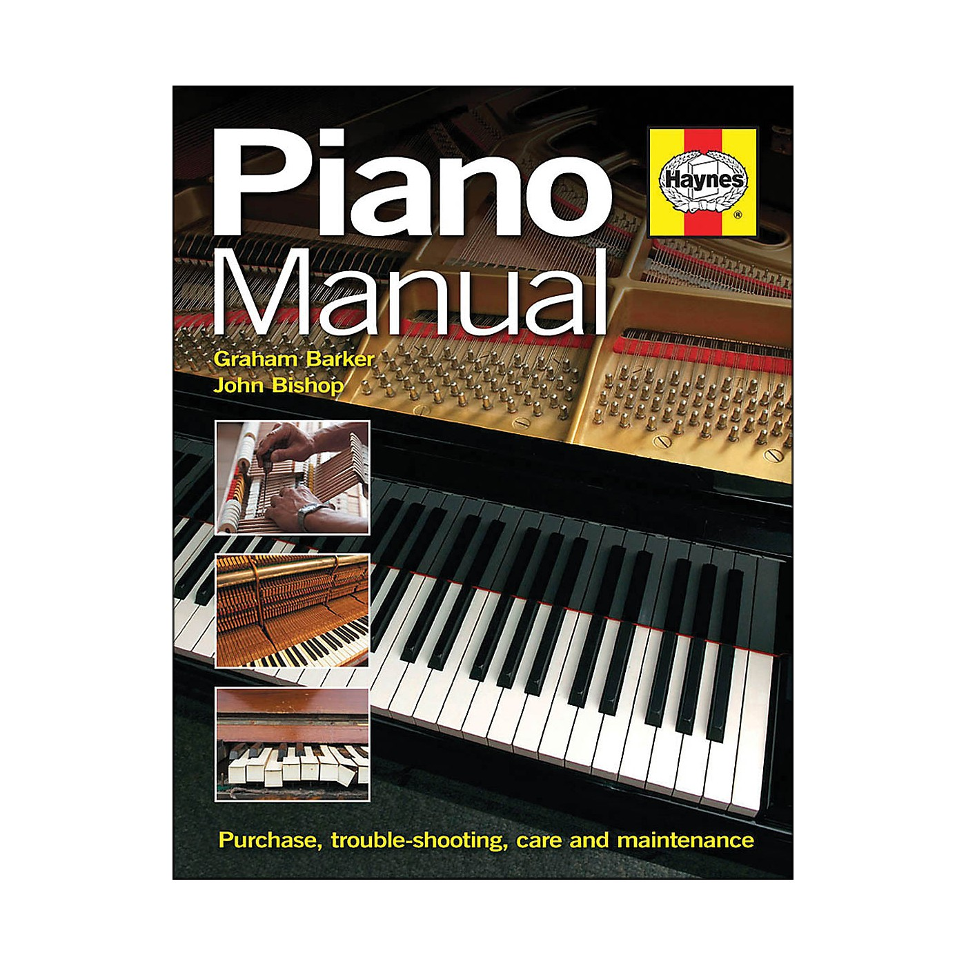 Hal Leonard Piano Manual Handbook thumbnail