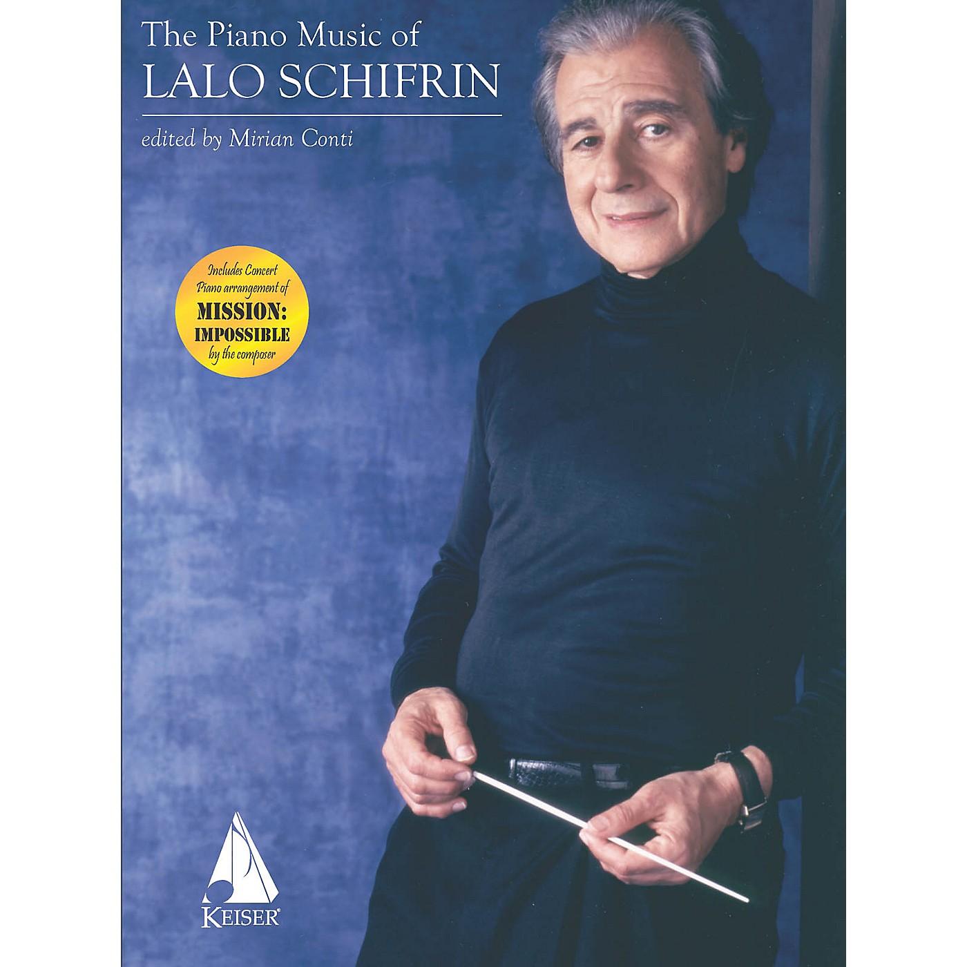 Lauren Keiser Music Publishing Piano Music of Lalo Schifrin thumbnail
