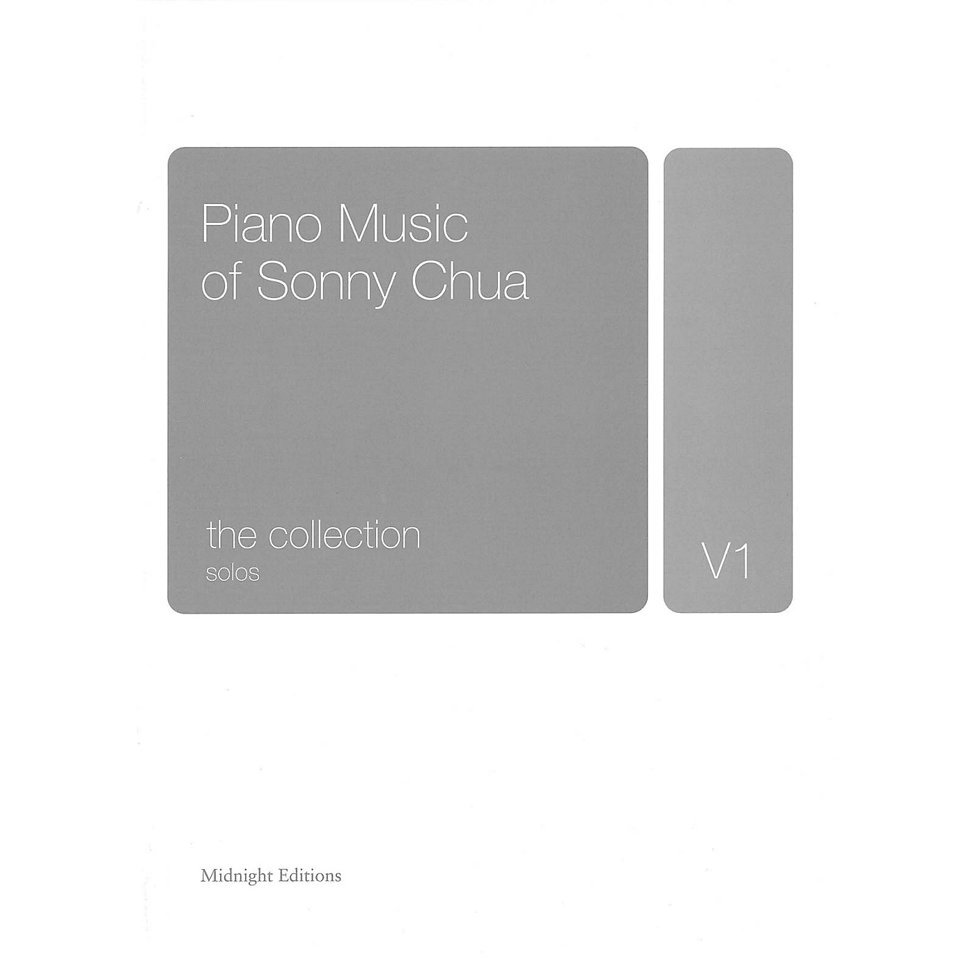 Hal Leonard Piano Music of Sonny Chua - The Collection: Solos Piano Solo Series Softcover thumbnail