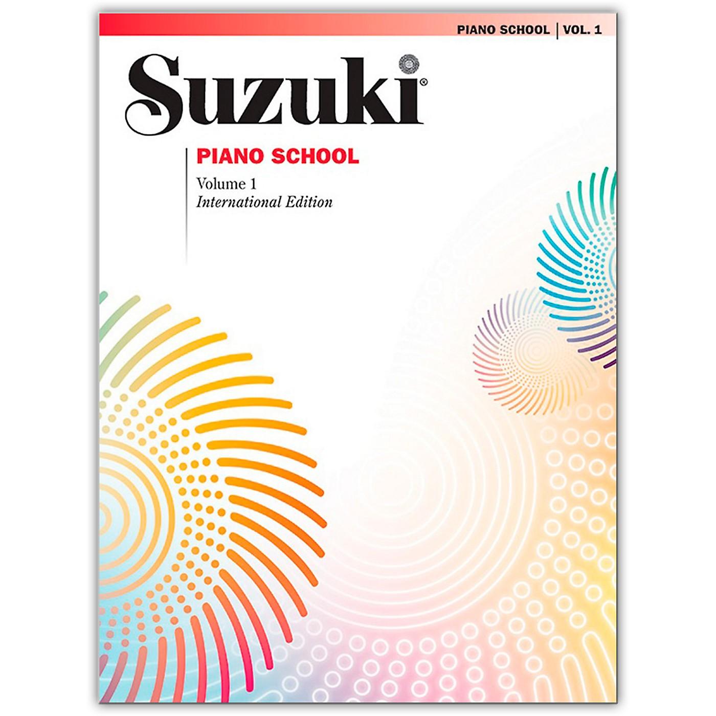 Suzuki Piano School New International Edition Piano Book Volume 1 thumbnail