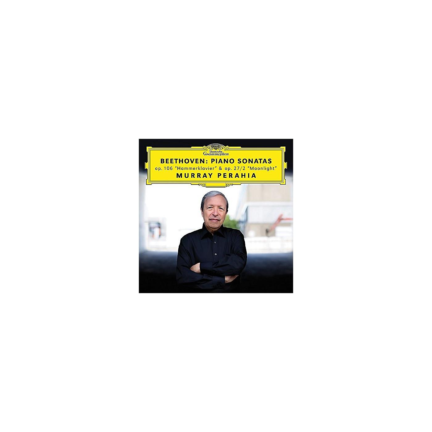 Alliance Piano Sonatas (Op 106 Hammerklavier & Op 27/2 Moon thumbnail