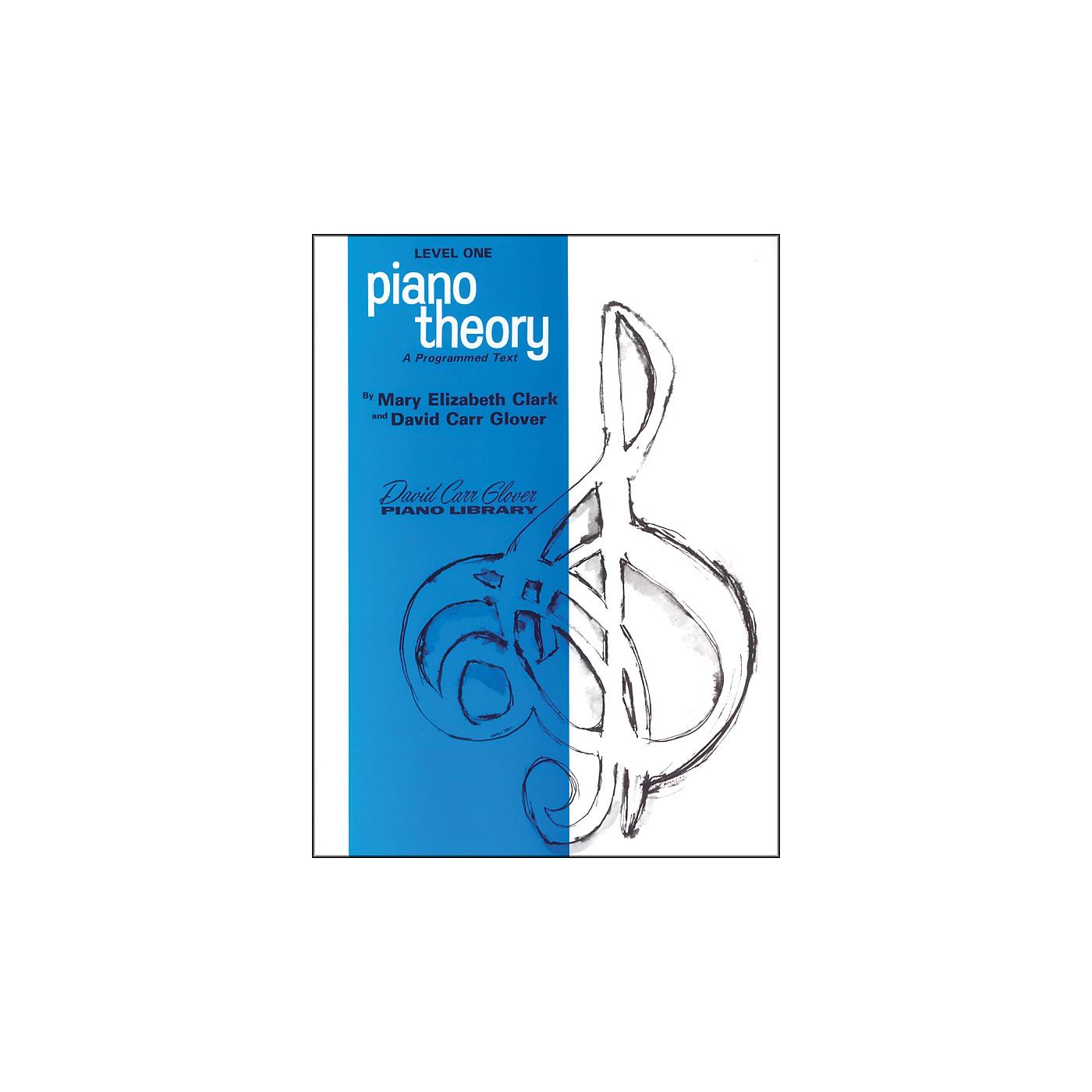 Alfred Piano Theory Level 1 thumbnail