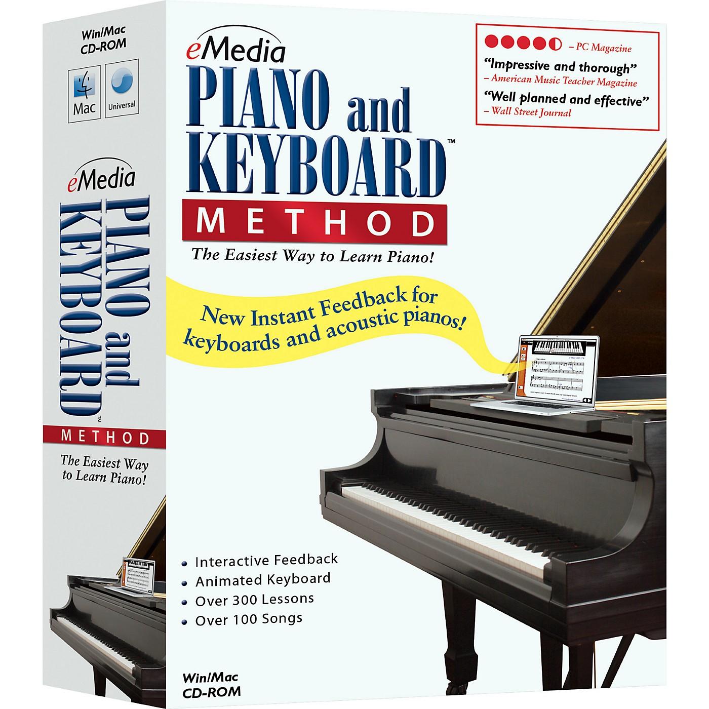 eMedia Piano and Keyboard Method Version 3.0 thumbnail