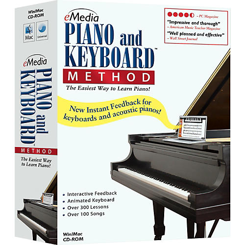 Emedia Piano and Keyboard Method Version 3.0-thumbnail