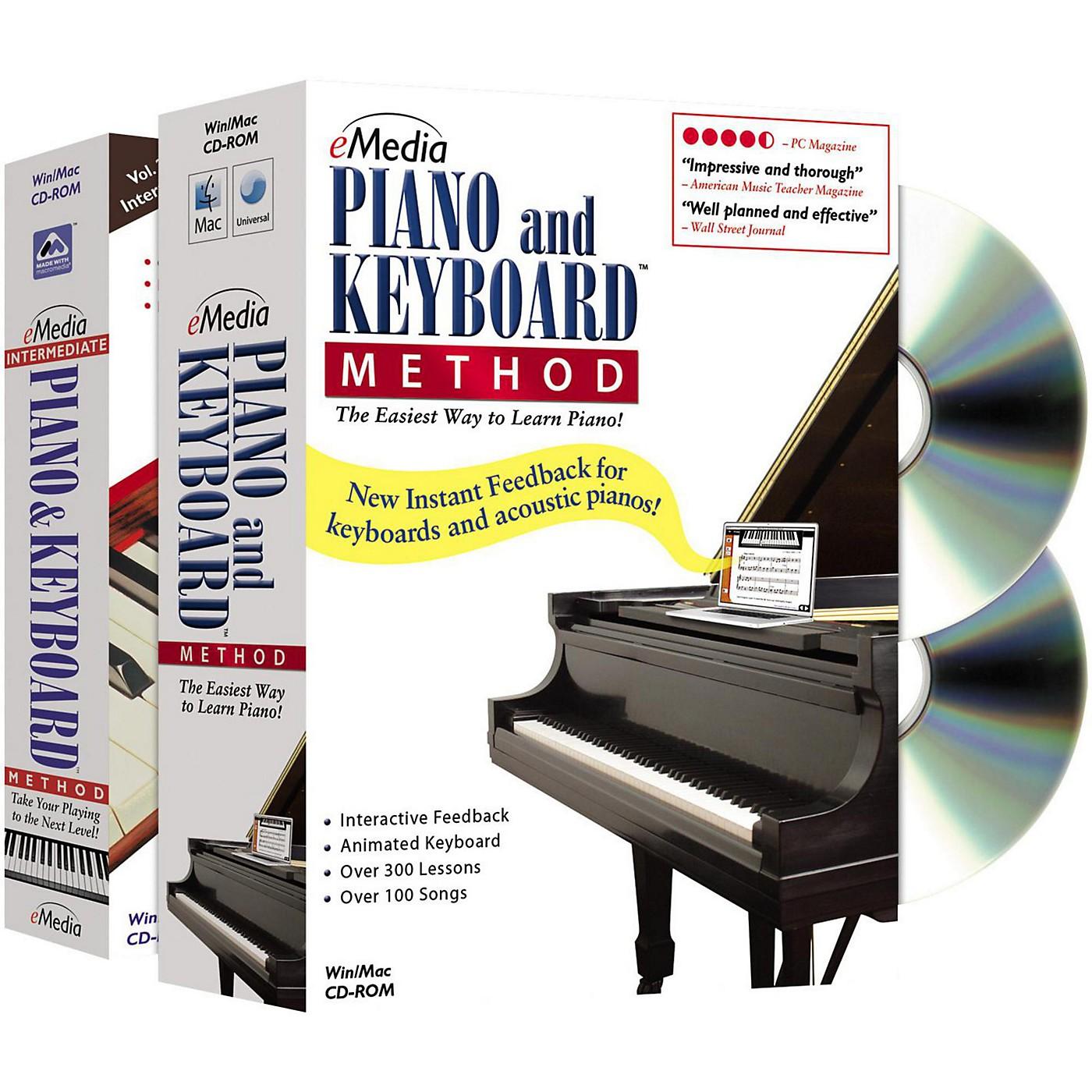 eMedia Piano and Keyboard Method thumbnail